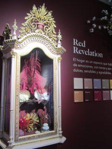 Red Revelation CasaDecor 2019
