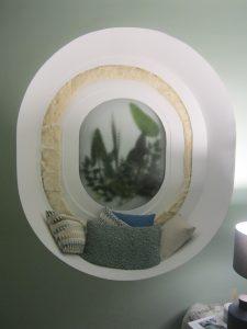 Espacio Saint-Gobain, diseñado por los alumnos del grado en Diseño de interiores de ESNE