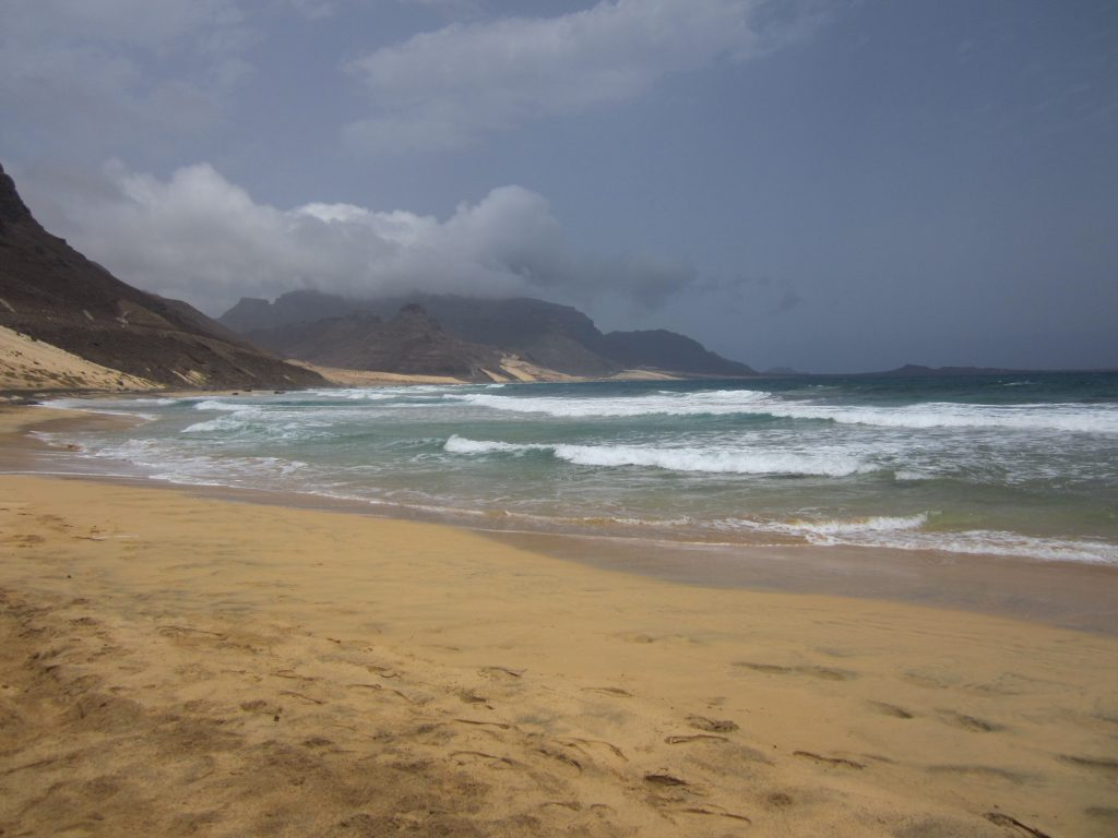El mar es uno de los 5 aromas más relajantes