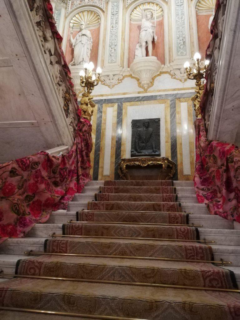 Palacio Santoña y textil de Nacho de la Vega