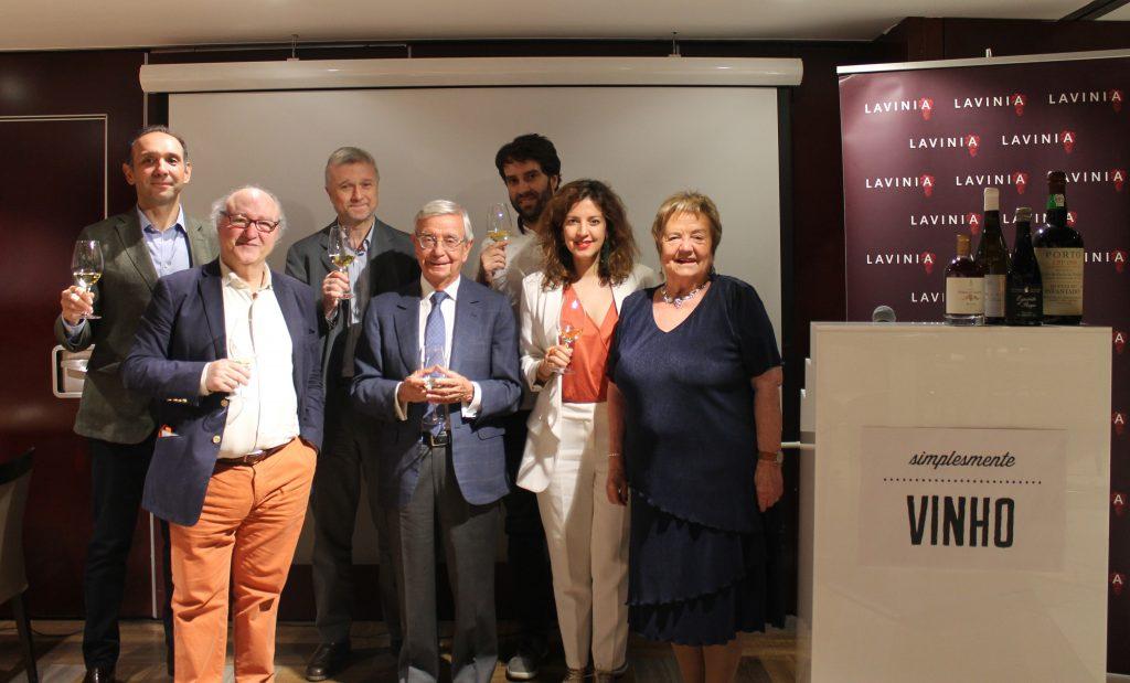 Vinos de Portugal, asistentes al evento