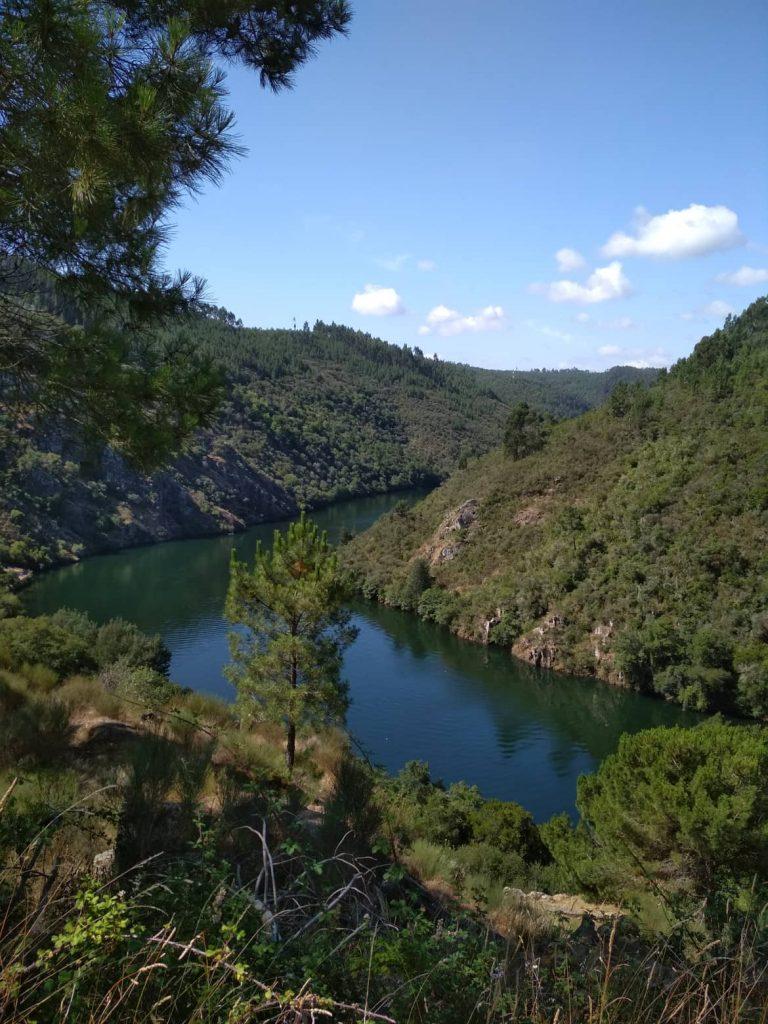 Lago en Serta portugal
