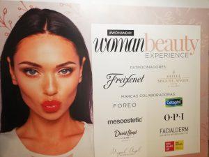 Woman Beauty Experience organizado por la revista WOMAN