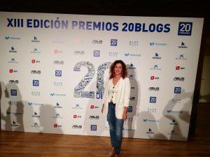 STYLE 4 LIFE en los Premios 20blogs