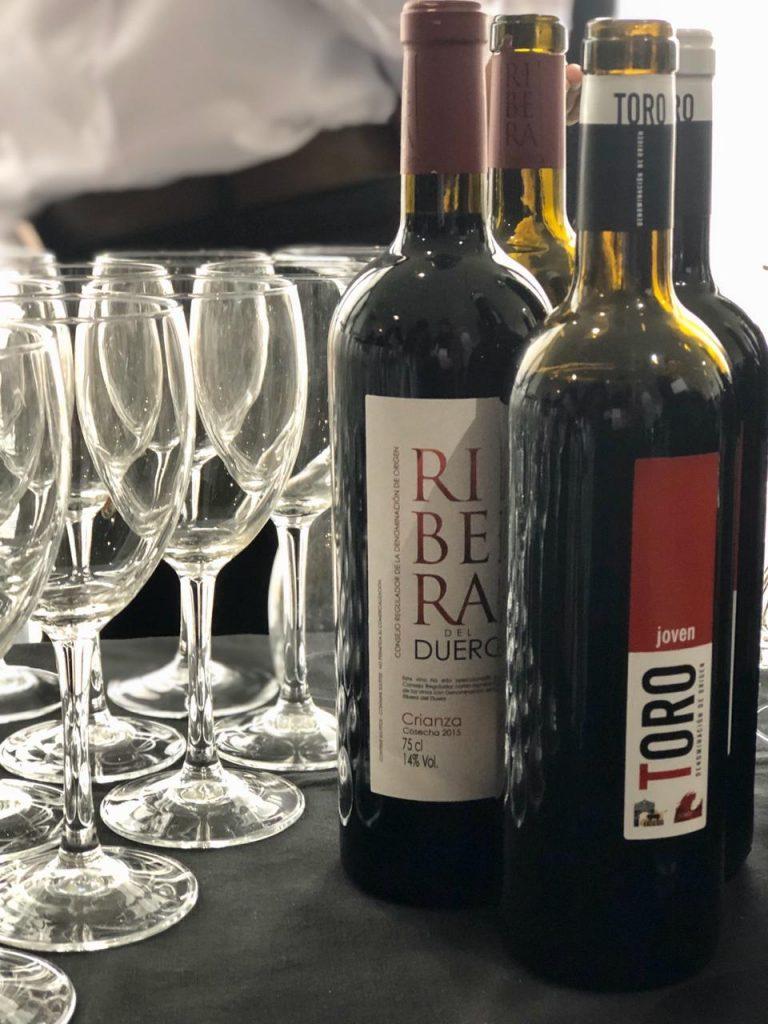 Hasta 8 denominaciones de vino en Castilla y León