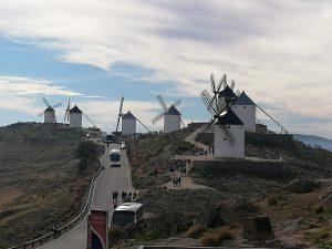 Consuegra es un pueblo muy pintoresco de Castilla la Mancha