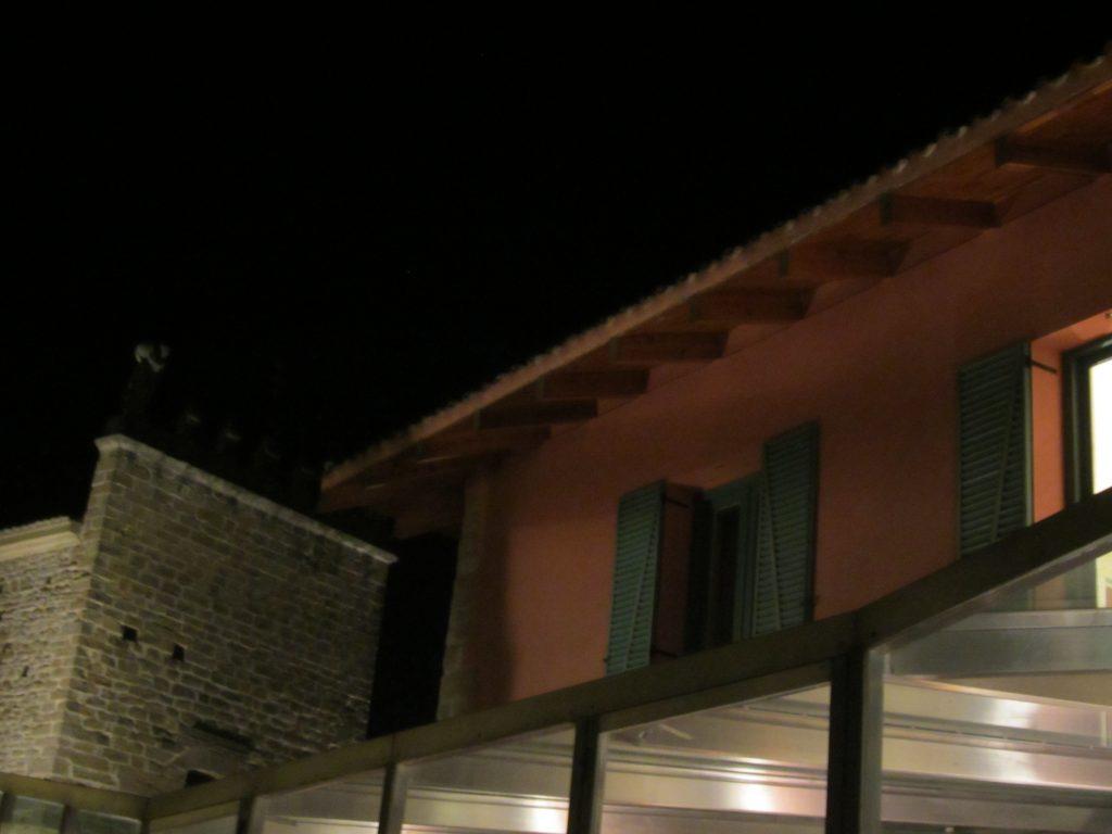 Pasamos la noche en la Casona en la finca Pago de Arízano