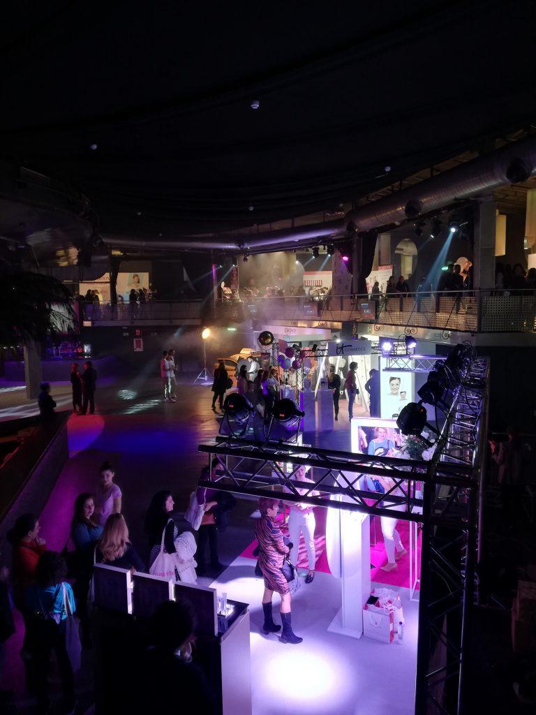 El BeautyDay se celebró en la Sala Riviera
