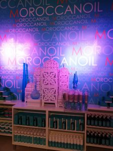 BeautyDay - Stand Moroccanoil