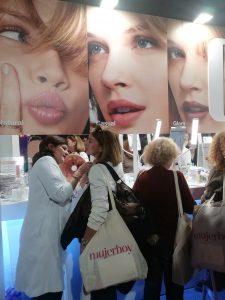 Stand de Cuidado de labios en el BeautyDay