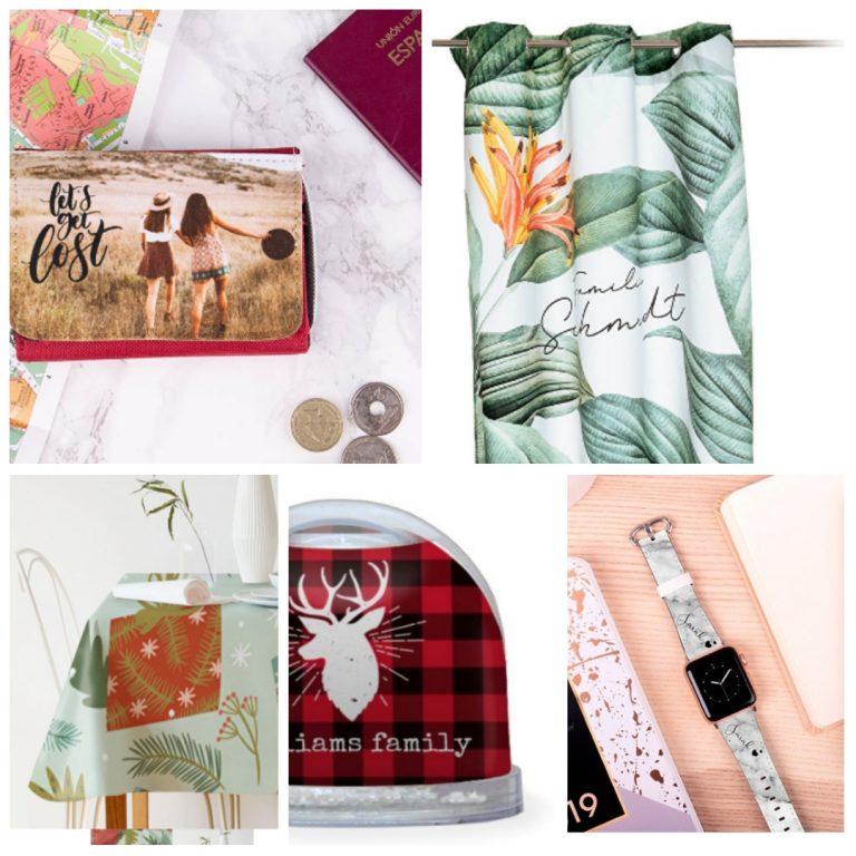 Regalos personales, cientos de regalos personalizables
