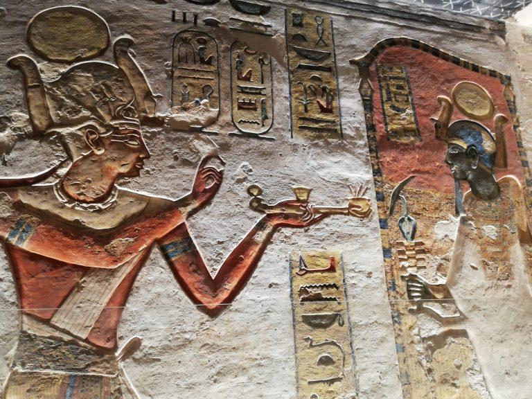 Tumbas de Egipto