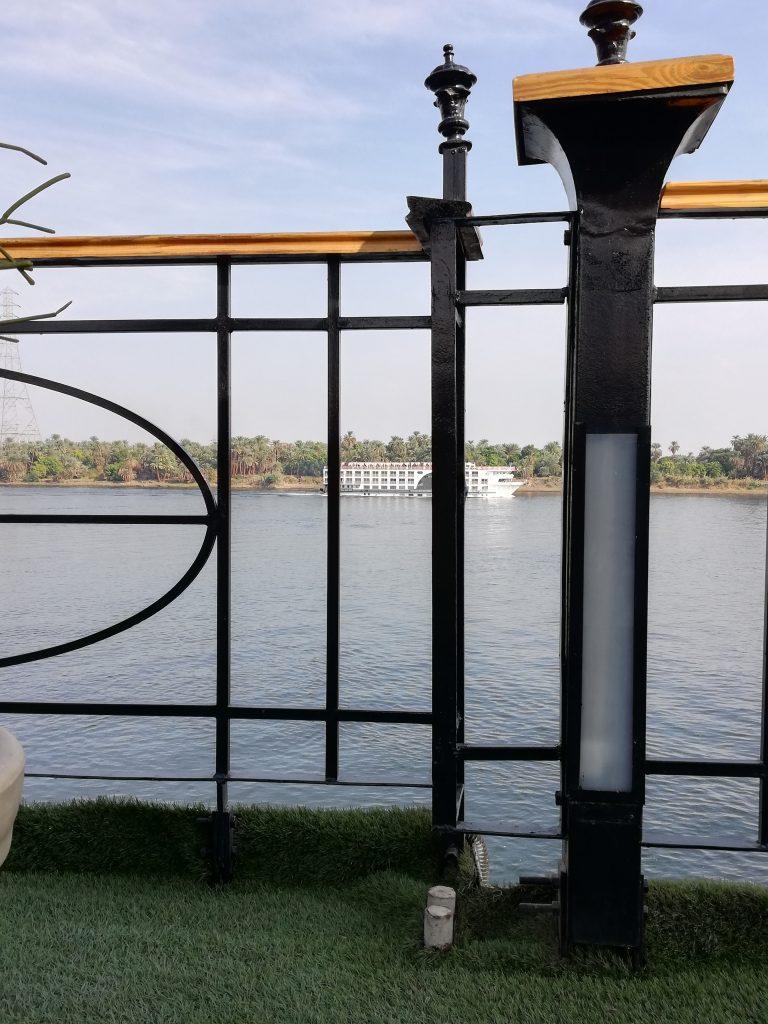 Paseo por el Nilo en Egipto