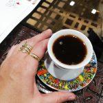 Taza de café de Etiopía