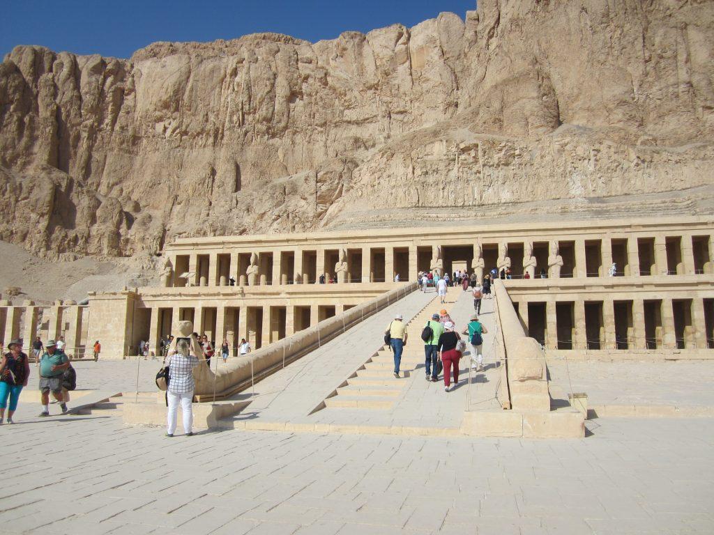 Templo funerario de Hatsepsut