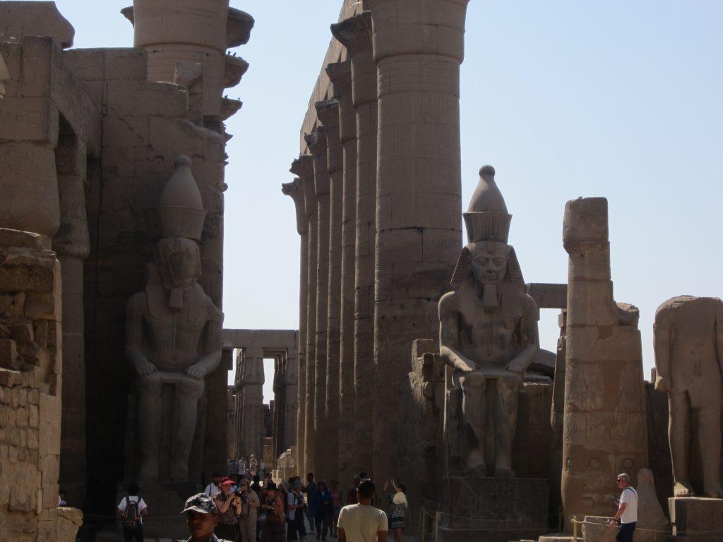Templo de Luxor - antigua Tebas