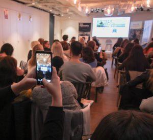 El evento se celebró en la sede de Eventbrite en Madrid