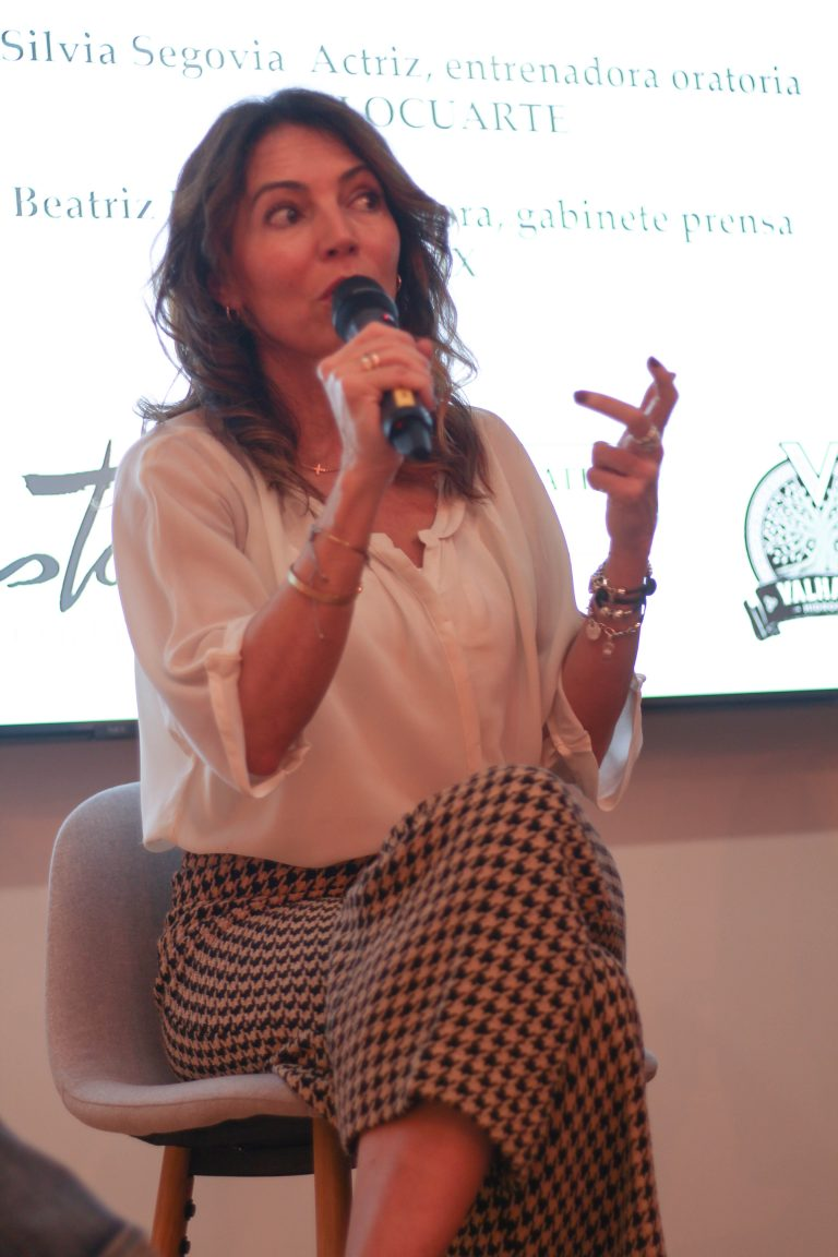 Silvia Sanz, psicóloga y sexóloga, PSYTEL