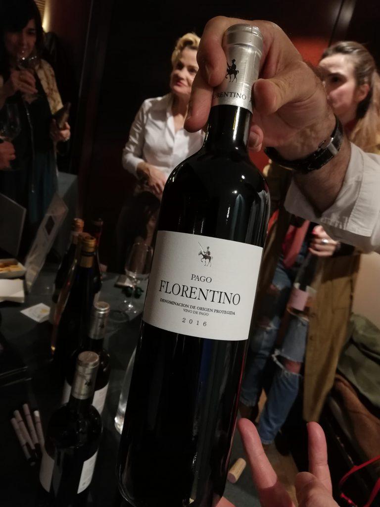 Vino de Pago Florentino - de Bodegas Arzuaga