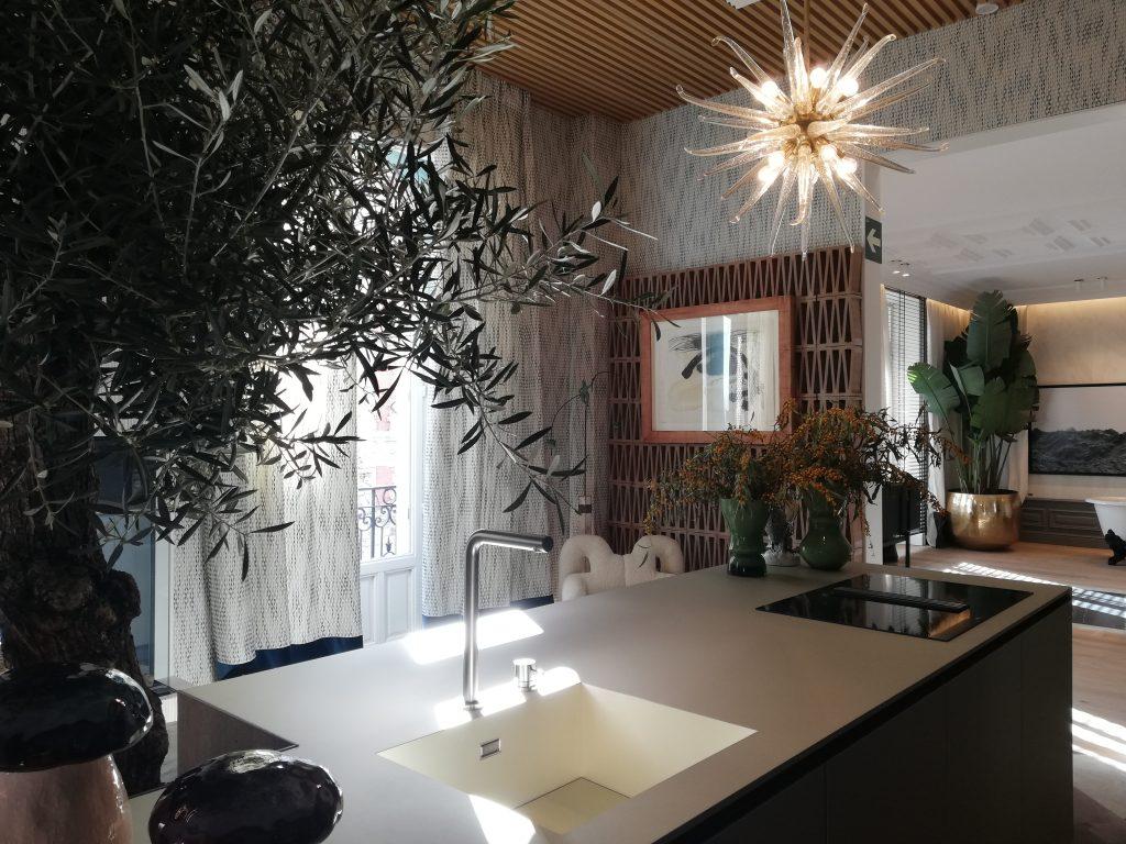 Espacio Moretti en Casa Decor 2020