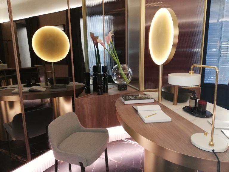 Este espacio es similar a las suites de los hoteles