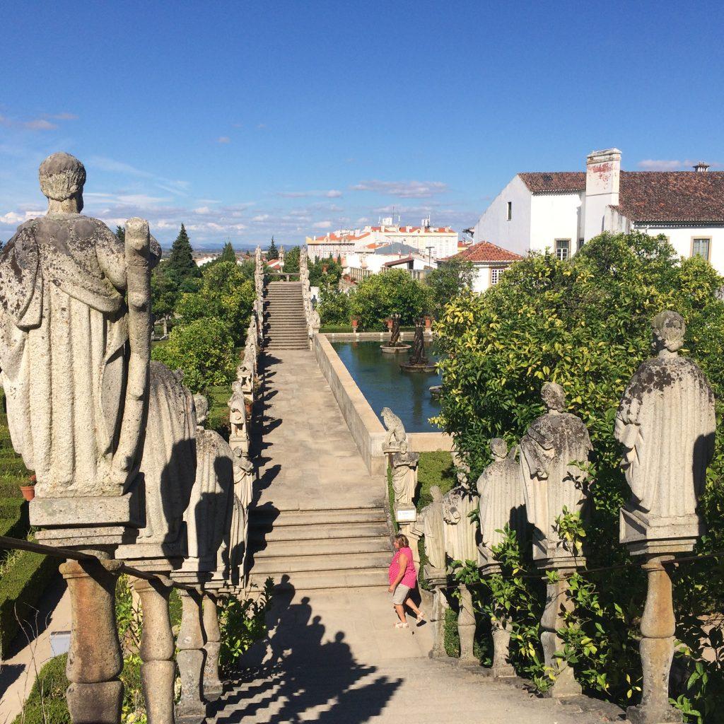 Jardin Episcopal de Castelo Branco