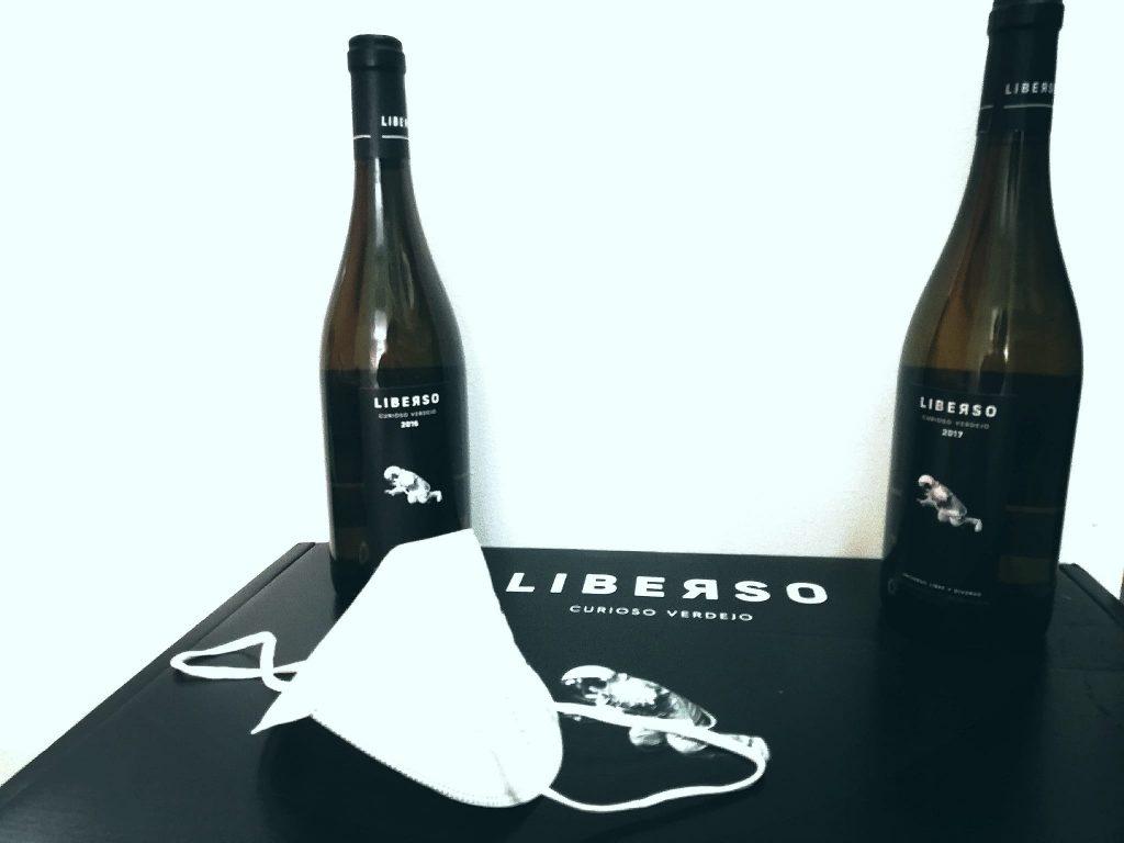 Liberso: Beber vino combate el Covid19