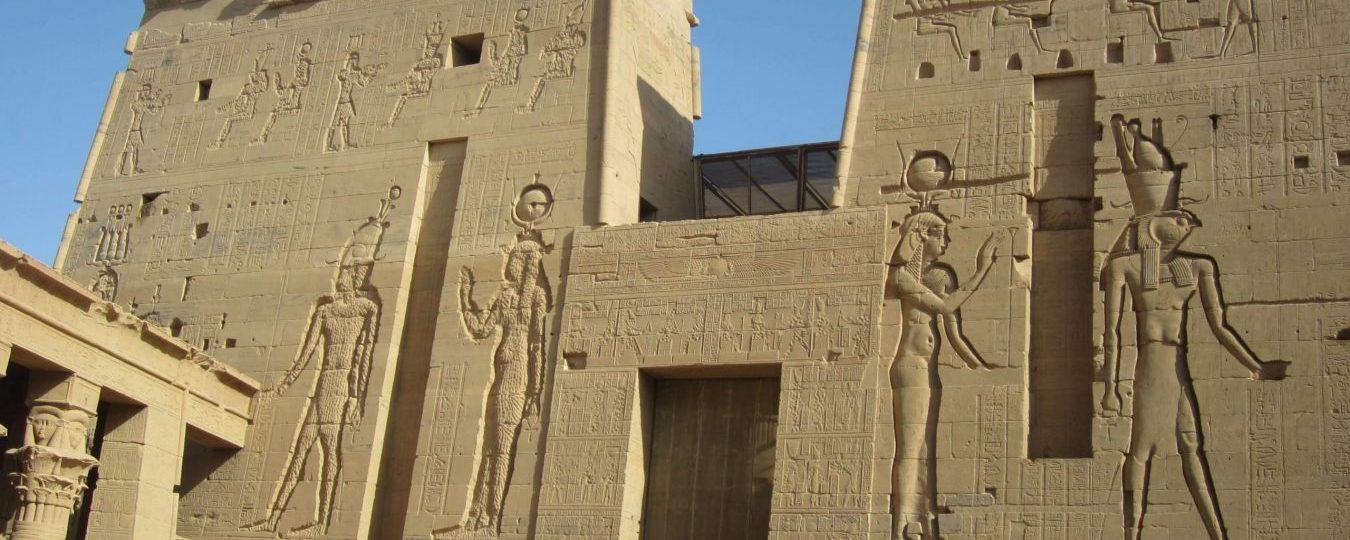 Arte en Egipto, Luxor