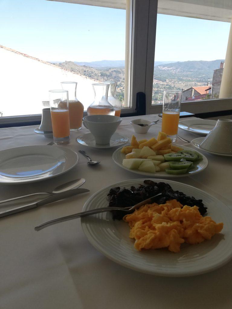 En el desayuno del Geo Hotel Monsanto la mayor parte de los alimentos son bio