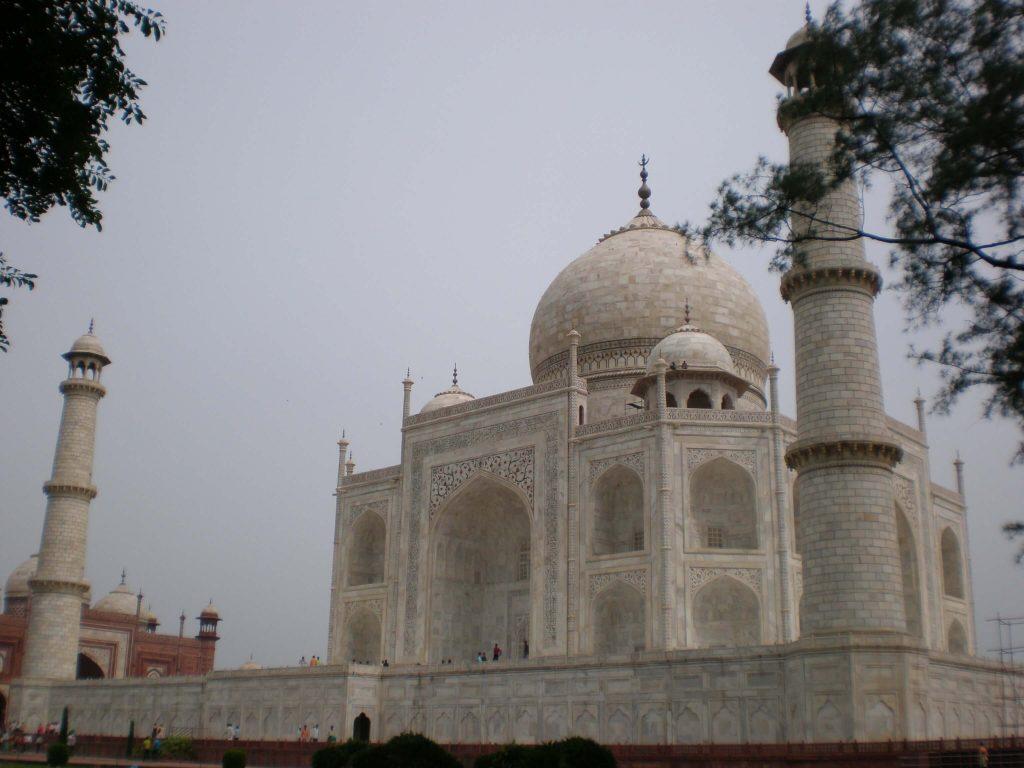 Monumento del Taj Mahal