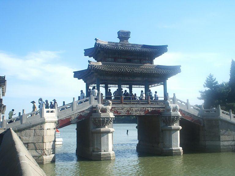 China, palacio de verano del emperador