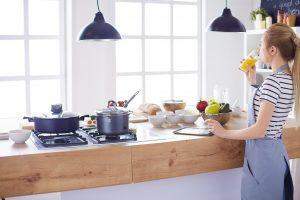 Cocina adaptada a las personas que la viven