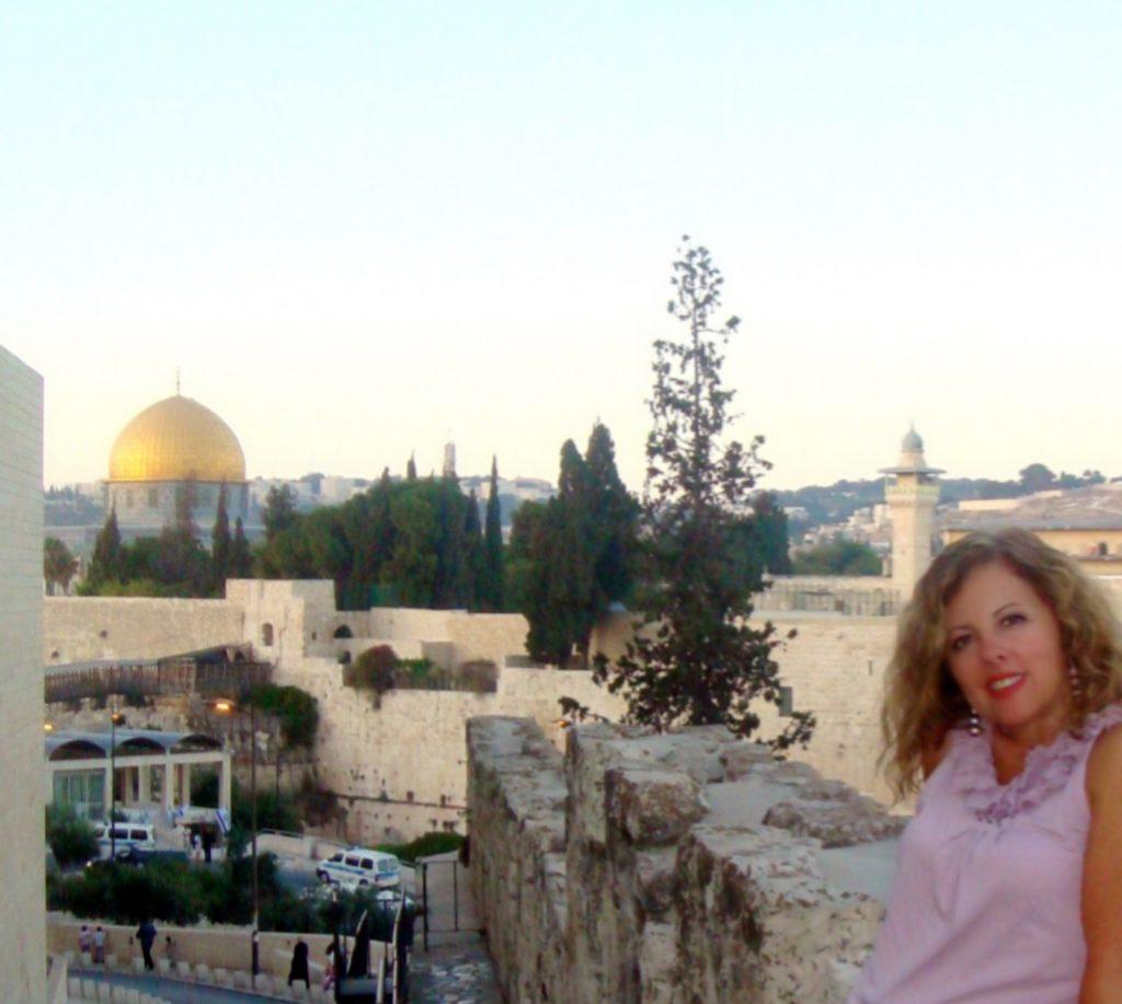 Cabalista en Jerusalén