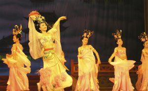 Teatro y danza chinos