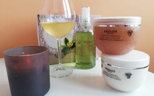 Productos de vinoterapia