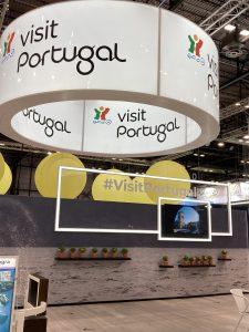 Stand de Portugal en FITUR