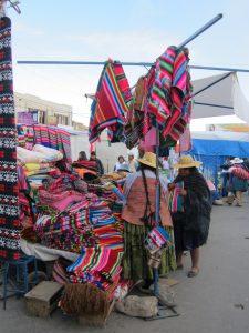 Artesanía en Bolivia