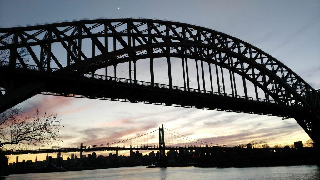 Puente en Astoria