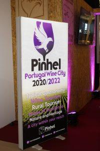 Pinhel en FINE Feria Internacional del Enoturismo