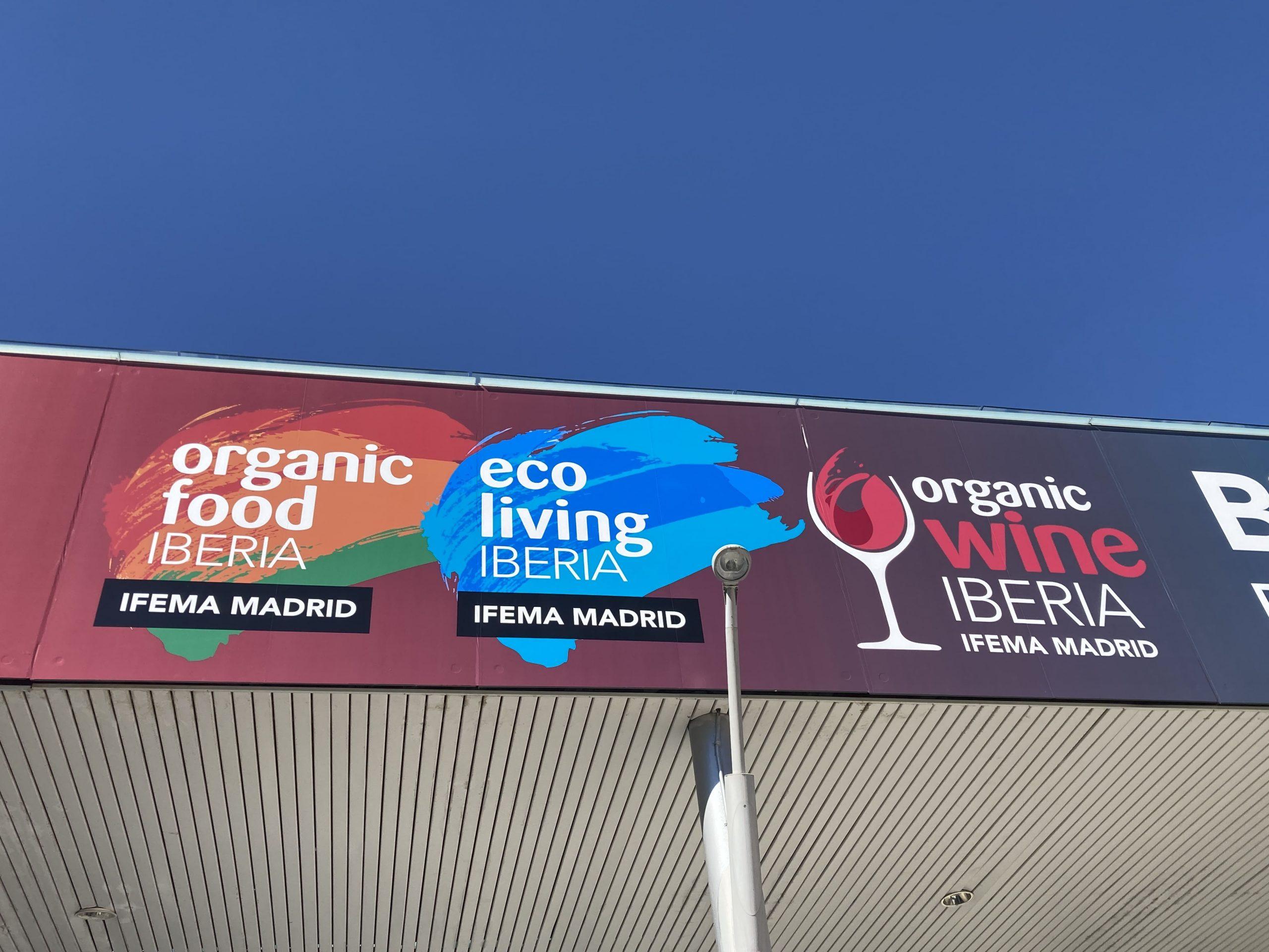 Organic Food Iberia entrada